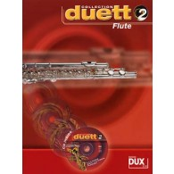 COLLECTION DUETT VOL 2 FLUTES