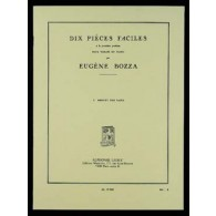 BOZZA E. MENUET DES PAGES VIOLON