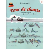 JOLLET J.C. TOUR DE CHANTS VOL 5