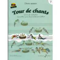 JOLLET J.C. TOUR DE CHANTS VOL 7