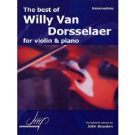 VAN DORSSELAER W. THE BEST OF VIOLON