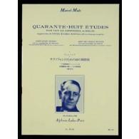 FERLING W. 48 ETUDES SAXO