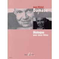 DAMASE J.M. DIALOGUE FLUTES