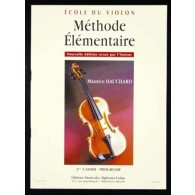 HAUCHARD M. METHODE ELEMENTAIRE VOL 2 VIOLON