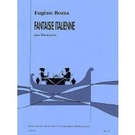 BOZZA E. FANTAISIE ITALIENNE FLUTE
