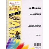 NAULAIS J. LA BAMBA FLUTES