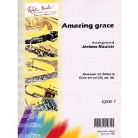 NAULAIS J. AMAZING GRACE FLUTES