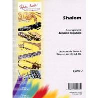 NAULAIS J. SHALOM FLUTES