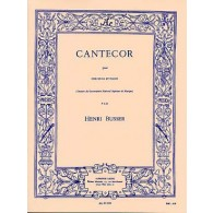 BUSSER H. CANTECOR COR EN FA