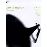 SNIDERO J. JAZZ CONCEPTION 21 SOLO ETUDES TROMPETTE