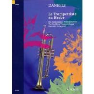 DANEELS F. LE TROMPETTISTE EN HERBE TROMPETTE