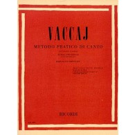 VACCAI N. METHODE PRATIQUE DE CHANT VOIX GRAVE