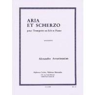 AROUTIUNIAN A. ARIA SCHERZO TROMPETTE