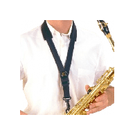 SANGLE SAXOPHONE BG S12SH ALTO COURT CONFORT