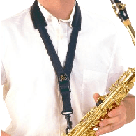 SANGLE SAXOPHONE S13M T-B CONFORT