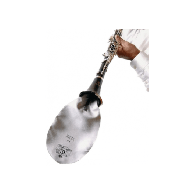ECOUVILLON CLARINETTE BG A33 MIB & SAX SOPRANO MICROFIBRE