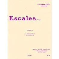 IBERT J. ESCALE N°2: TUNIS NETTA HAUTBOIS