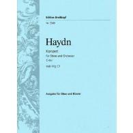 HAYDN J. CONCERTO HOB VIIG:C1 HAUTBOIS