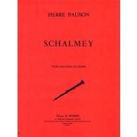 PAUBON P. SCHALMEY HAUTBOIS