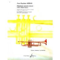 ARBAN J.B. PREMIER GRAND SOLO TROMPETTE