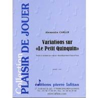 CARLIN A. VARIATIONS SUR LE PETIT QUINQUIN TUBA