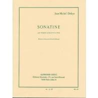 DEFAYE J.M. SONATINE TROMPETTE
