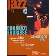 CHARLIER A./ SOURISSE B. LES CAHIERS DU JAZZ SAXO ALTO