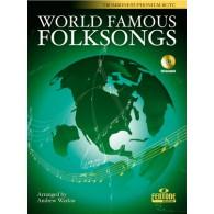 WORLD FAMOUS FOLKSONGS EUPHONIUM