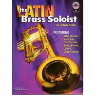 ROSATI G. THE LATIN BRASS SOLOIST TROMPETTE