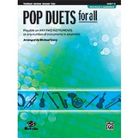 STORY M. POP DUETS FOR ALL TROMBONES OU BARYTONS