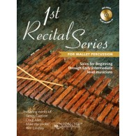 1ST RECITAL SERIES PERCUSSIONS A CLAVIERS
