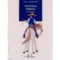 TISSERAND T. MILONGA SERENA GUITARE