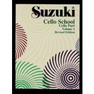 SUZUKI CELLO SCHOOL  VOL 1