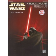 STAR WARS A MUSICAL JOURNEY CLARINETTE