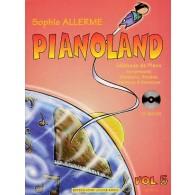 ALLERME S. PIANOLAND VOL 5 PIANO