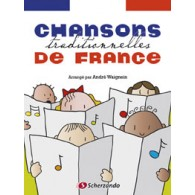 CHANSONS TRADITIONNELLES DE FRANCE PERCUSSIONS A CLAVIERS