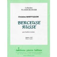 MARTY-LEJON C. BERCEUSE RUSSE HAUTBOIS