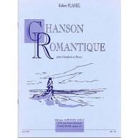 PLANEL R. CHANSON ROMANTIQUE HAUTBOIS