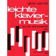WALTER H. LEITCHE KLAVIERMUSIK VOL 2 PIANO