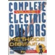 REBILLARD J.J. DVD COMPLETE ELECTRIC GUITARS VOL 1 PROGRESSIVE GUITARE