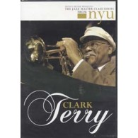 DVD CLARK TERRY THE JAZZ MASTERCLASS