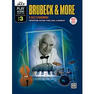 BRUBECK & MORE JAZZ STANDARDS C, Bb, Eb & BASS CLEF INSTRUMENTS