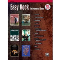 EASY ROCK INSTRUMENTAL SOLOS CLARINETTE