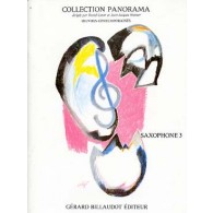 PANORAMA SAXOPHONE VOL 3