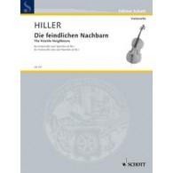 HILLER W. DIE FEINDLICHEN NACHBARN VIOLONCELLE