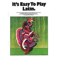IT'S EASY TO PLAY LATIN PVG