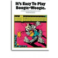IT'S EASY TO PLAY BOOGIE -WOOGIE PIANO