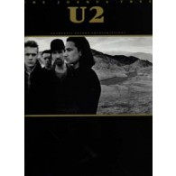 U2 THE JOSHUA TREE GUITARE