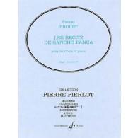 PROUST P. LES RECITS DE SANCHO PANCA HAUTBOIS