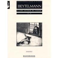 BEYTELMANN G. AIRS AUTOUR DU TANGO N°3-4  SAXOPHONE